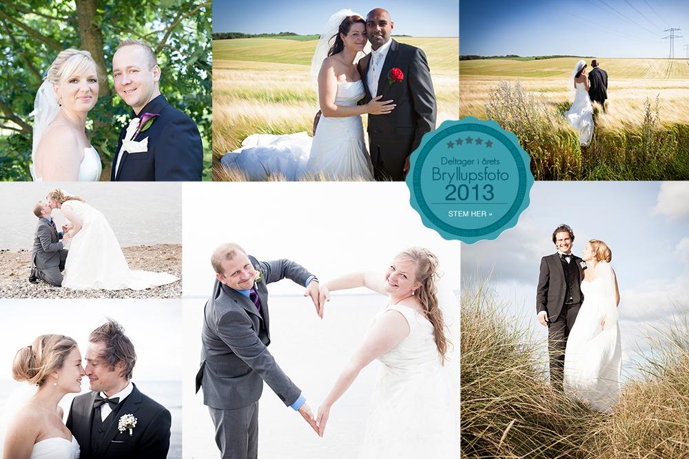Årets bryllupsfoto 2013
